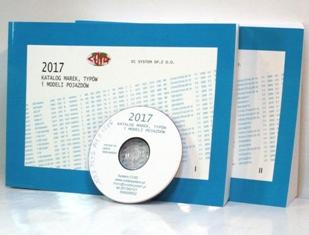 COIDE 2017 Katalog Typów i Marek Pojazdów